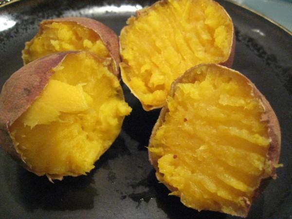 安納芋の焼き芋